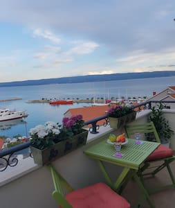 Charming Apartment Naranča with the great view - Leilighet
