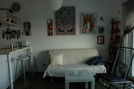 A small, cosy place on the coast - Apartament
