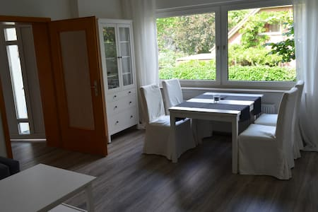Helle,gemütliche Ferienwohnung - Appartamento