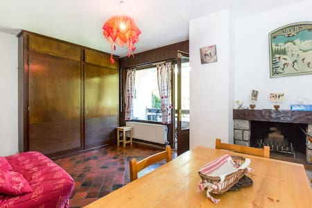 Apartment in the heart of Alps - Wohnung