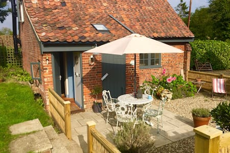 Charming boathouse, Norfolk Broads - Apartamento