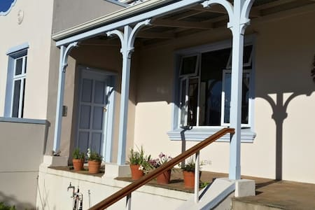 Victorian Charm in Garden Setting - Paarl - House