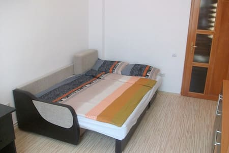 Hy,  I am very happy to welcome you to my place.  I leave in a Historical building just on the corner of the Main square of Cluj. The place is close to pubs/clubs, museums and you will be in the middle of everything what is Happening in the city.