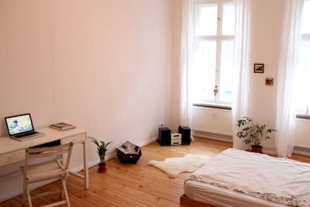 One-Bedroom Apartment Prenzl'Berg