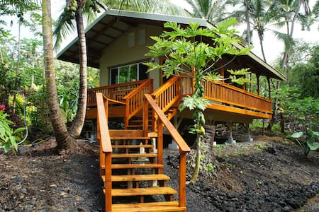 Room type: Private room Bed type: Real Bed Property type: Cabin Accommodates: 2 Bedrooms: 1 Bathrooms: 2