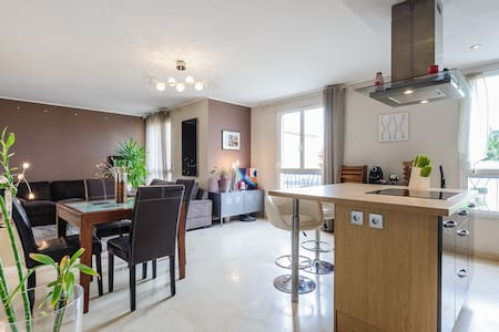 2/4 pers appartment in Croix Rousse - Lyon