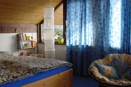 Haus auf der Ostallgäuer Seenplatte - Huis