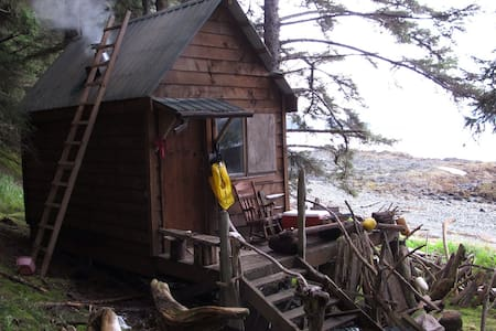 Cabin at Woodcarvers Cove