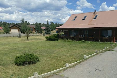Get your own cabin for the price of a hotel room! - Pagosa Springs