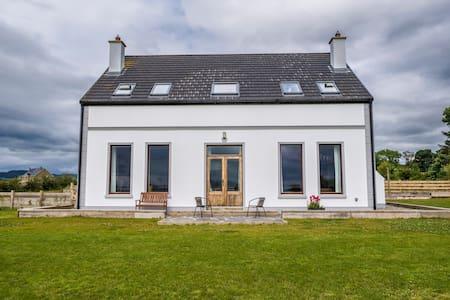 Castle View - Inch Island - Haus