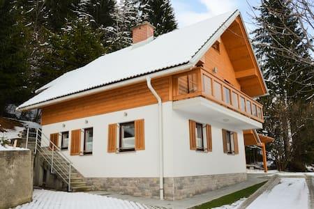 Cottage House Jakob 1045m - Casa