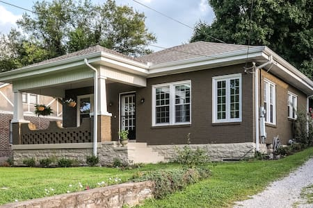 Charming 1920's East Nashville Home