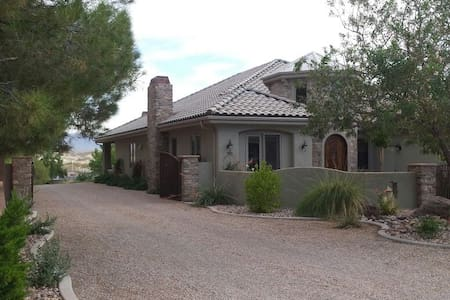 River's Edge Ranch.. Entire House - St. George - Casa