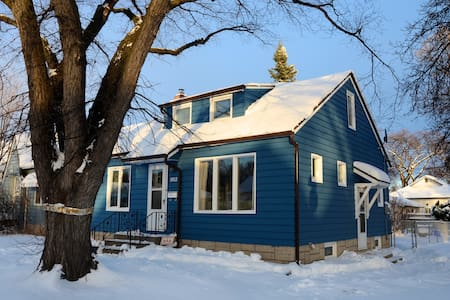 Great suite near Airport - Winnipeg - House