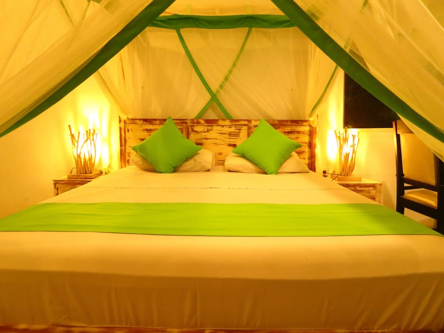 Room Deluxe in Tigalima Homestay 2