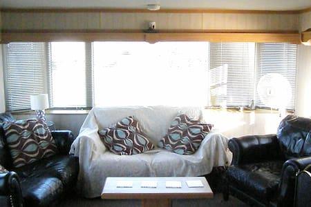 Mobile Home by seaside, Harwich . - Harwich