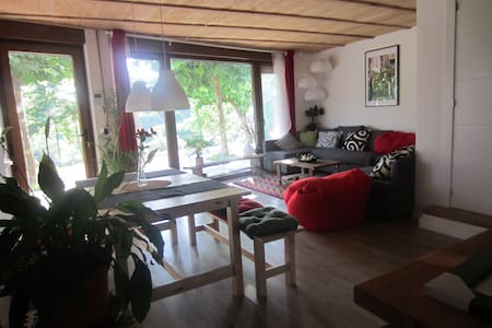 Relax+ocio. Entre Bilbao y la playa - Appartement