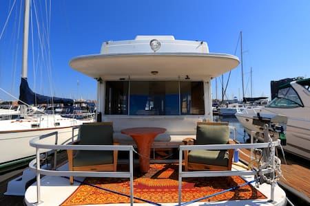 AMAZING water views from your porch - Baltimore - Barco