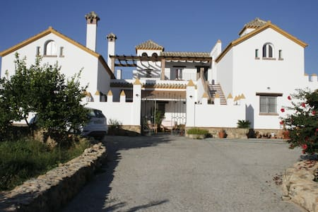 Andalucian Cortijo with views (country house) - Haus