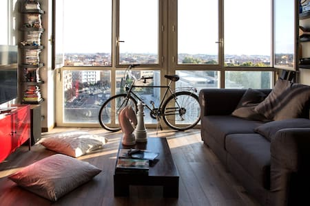 Stylish Loft - Roma
