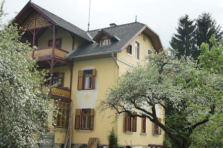 Apartment near the centre of Velden