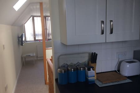 The Nook. Hidden in the town centre - Bude - Apartamento