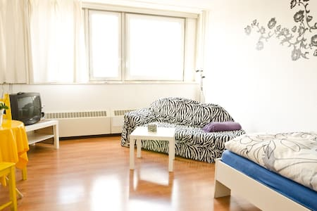 free swimming pool included  - Cologne - Apartment