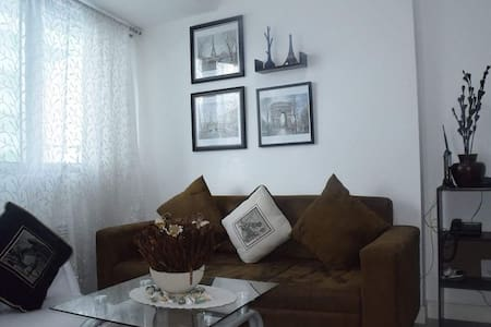 Fully Furnished 1BRCondo w/ Balcony - Quezon City