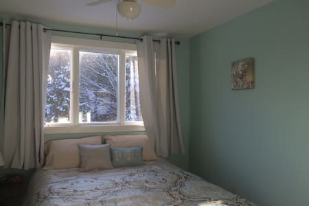 Peaceful Apartment in the Woods, Centrally Located - Edgecomb - Appartamento