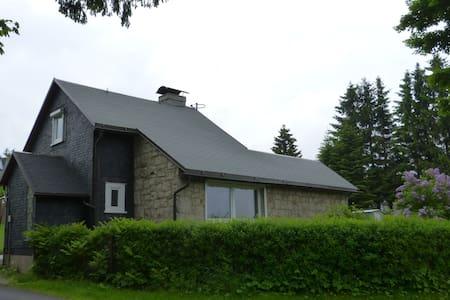 Refugium Zum Riesenhaupt 1A - Maison