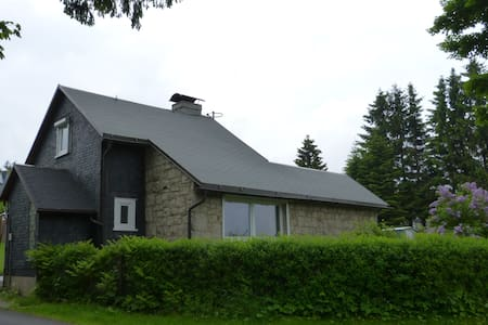Refugium Zum Riesenhaupt 1A - Casa