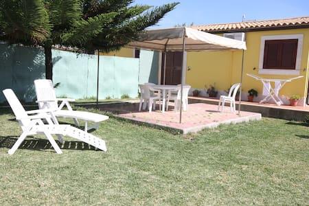 Casa con giardino - Falaride - Apartemen