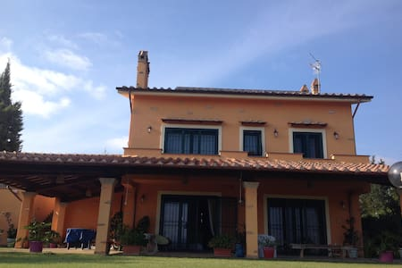 B&B Villa Giada - 1 camera + bagno - Sutri - Bed & Breakfast