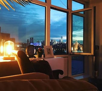 PRIME Riverfront With Skyline Views! - Brooklyn - Apartment