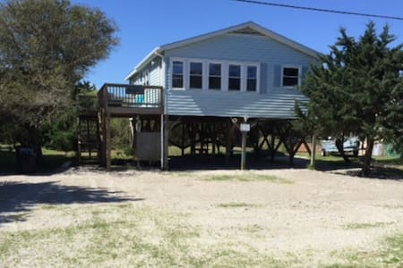 Oceanside Cottage in Hatteras - Mermaid by the Sea - House