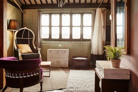 cute loft with river view in Zhujiajiao - Shanghái - Loft