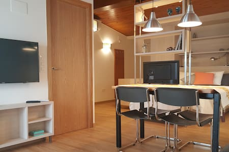 Estudio Atico en el centro de Ourense - Lägenhet