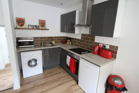 The Hyde Apartment - Leicester