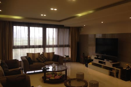 天鏡湖旁4大床房4bed rooms near by Tian Jing Lake - Suzhou