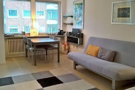 Kleine Wohnung am Alsterfluss - 汉堡 - 公寓