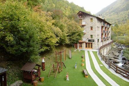 Apartaments familiars de muntanya - Apartamento