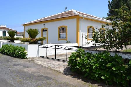 Casa da Marquinhas - Férias Açores (Ilha Terceira) - Haus
