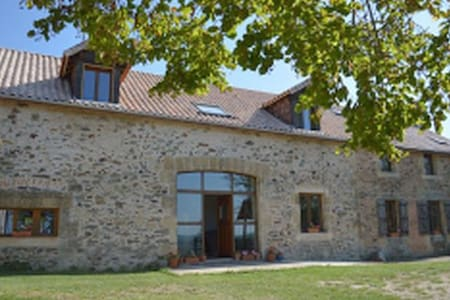 Farmhouse with pool in the Dordogne - House