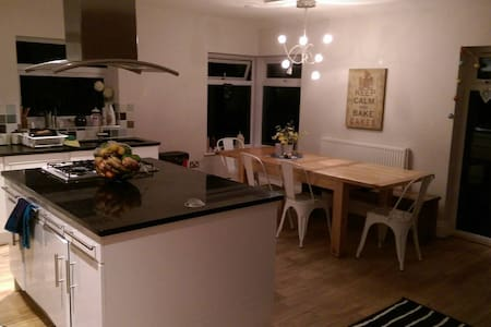 Cosy and Luxury Birmingham City Centre Family Home - Huis
