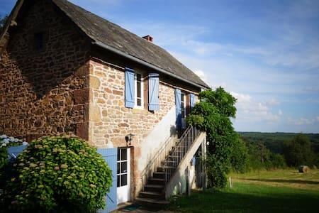 Gîte rural en Corrèze - Rumah