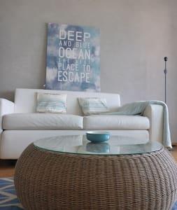 Ravissant studio meublé avec vue spectaculaire - Appartement