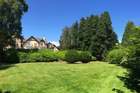 Two bed apartment with stunning country views - Rothbury