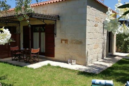 "Charming Stone Villa ""Lefkopetra 1"" - House"