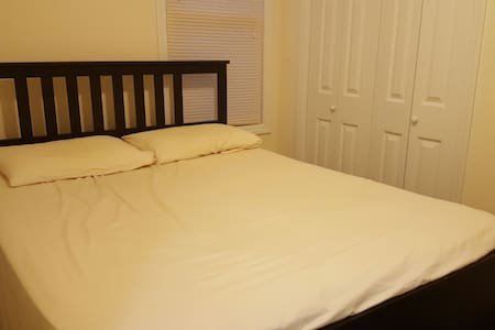 Beautiful private bedroom in a 2bed - Jersey City - Apartment