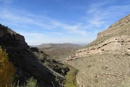 The Land Of Enchanment - Alamogordo